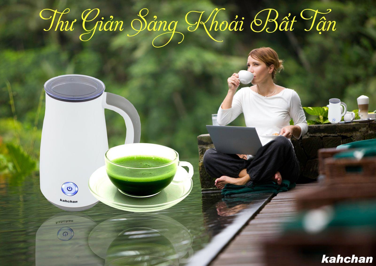 Máy pha trà sữa các loại Kahchan EP2178 (Ảnh 4)