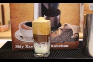hướng dẫn Cách làm cà phê bạc xỉu đá ngon