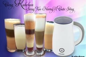 Máy pha đa năng dùng pha nhiều loại thức uống thơm ngon Kahchan EP2178