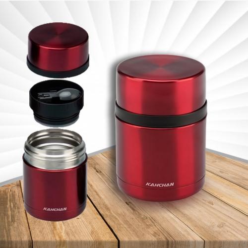 Bình nấu thực phẩm không điện,bình ủ thức ăn cao cấp,bình giữ nhiệt cao cấp Kahchan  XFJ5-50