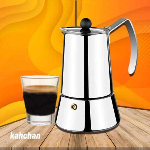 ,bình pha cafe moka pot kahchan chuyên dùng cho quán