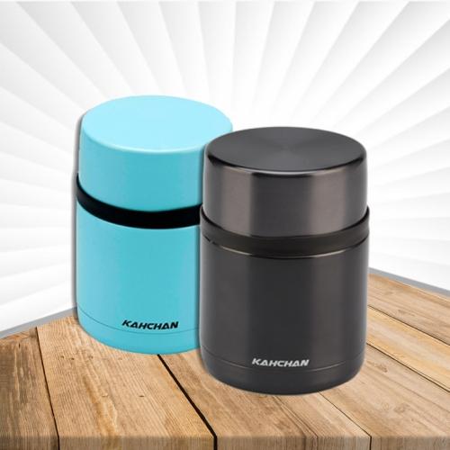 Bình nầu thức ăn không điện,Bình đựng thực phẩm cao cấp,bình giữ nhiệt cao cấp ,bình ủ thực phẩm Kahchan XFJ5-50
