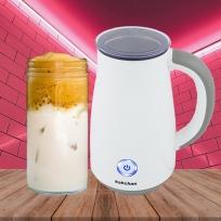 máy đánh sữa tạo bọt kahchan chuyên dụng cho nhà hàng,quán cafe