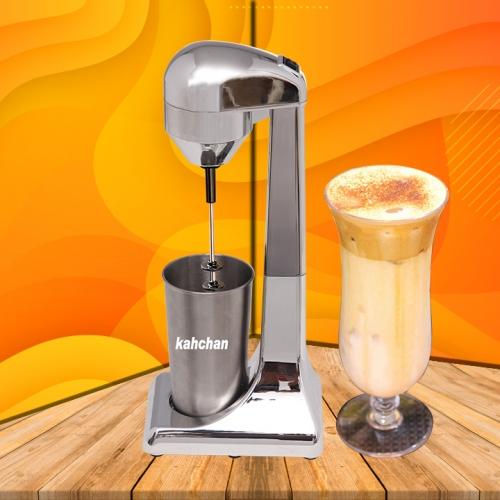 Máy trộn bột trà sữa milk foam kahchan chuyên dùng cho quán và nhà hàng