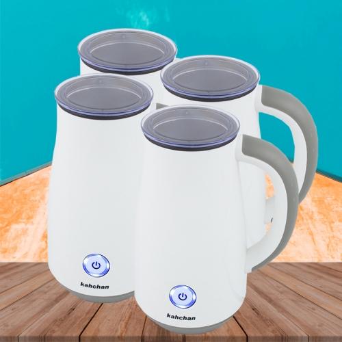 Combo 4 sản phẩm máy pha cacao ,máy pha Cà phê cappuccino,máy tạo bọt cacao Kahchan EP2178