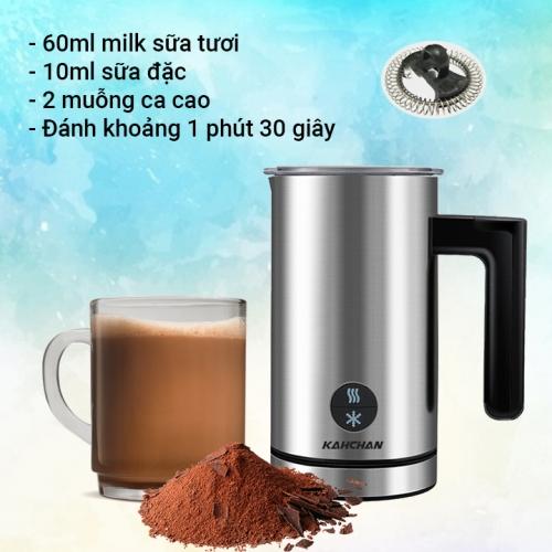 máy pha cacao chuyên nghiệp kahchan